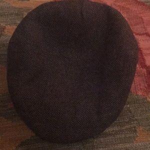 Men's pageboy hat